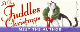 Meet the Author of Fuddles Christmas