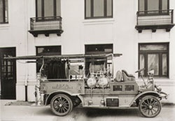 History of the Fire Department | City of Santa Clara