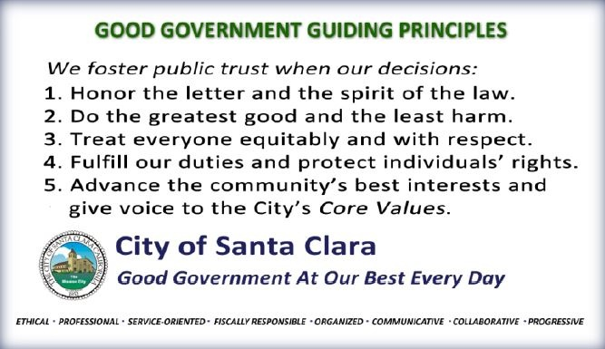 Good Gov. List