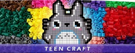 Teen.Craft.Fuse.Beads