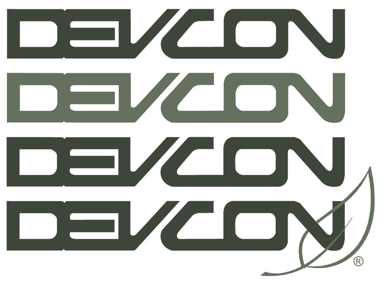 Devcon Green Leaf Logo
