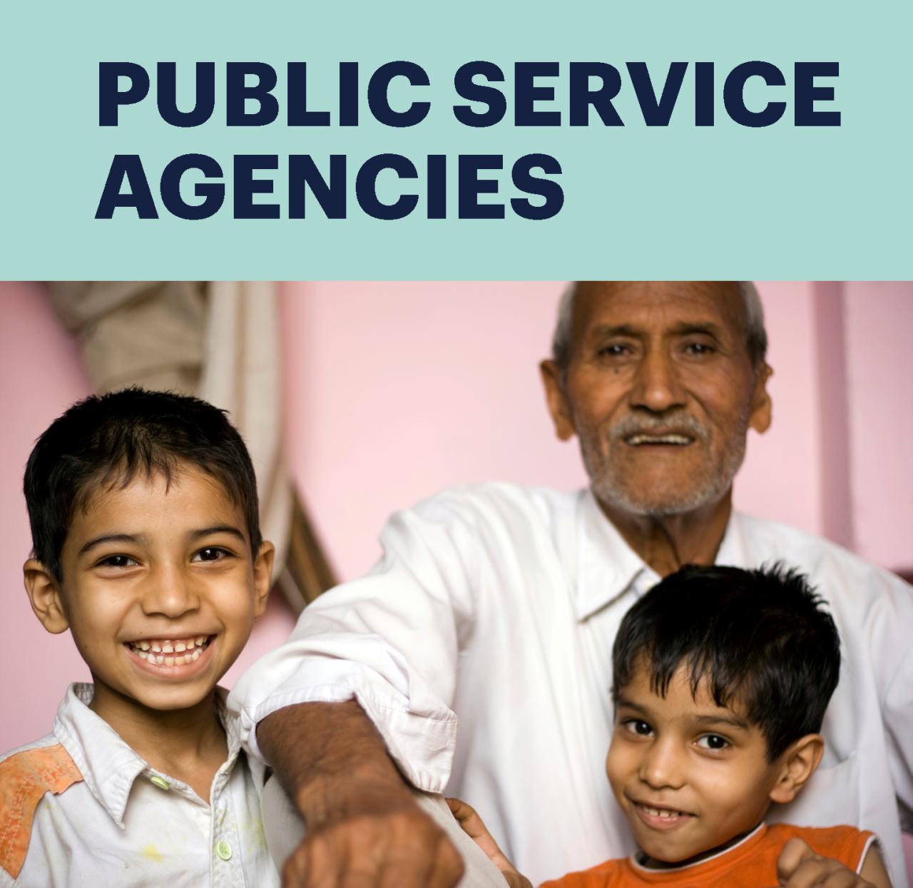 Public Service Agencies