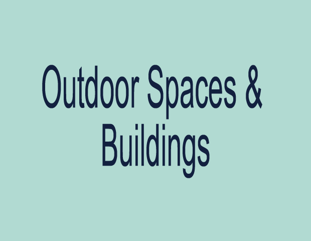 Outdoor Spaces and Buildings