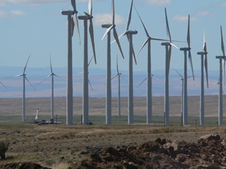 Big Horn Wind Farm